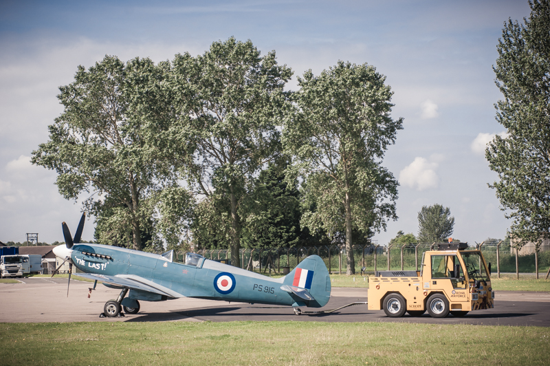 Spitfire XIX
