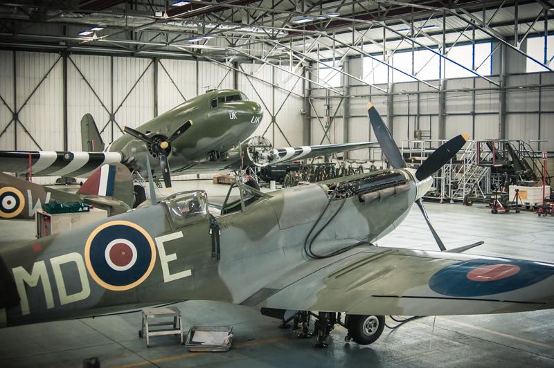 Spitfire Dakota