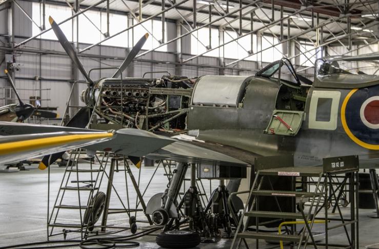Spitfire XVI