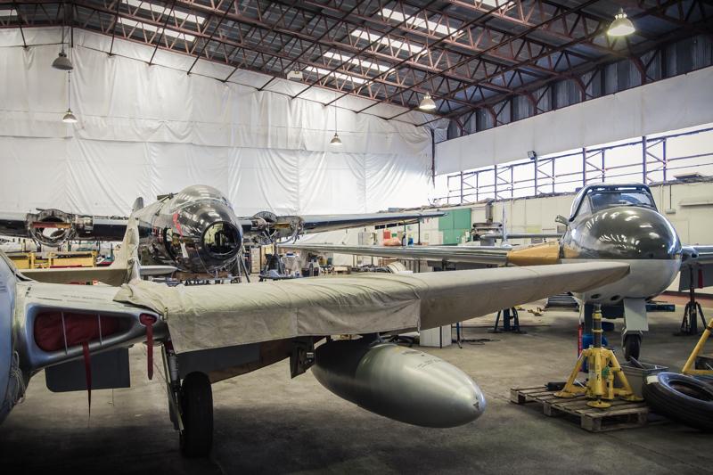 Canberra restoration